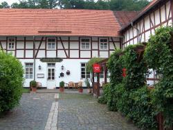 Landhotel Gutsherrn-Klause, Stölzinger Str. 2, 36199, Dankerode