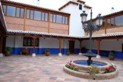 Hotel El Cortijo de Daimiel, Carretera de Daimiel a Malagón, desvío Virgen de las Cruces (CR-P 2122), 13250, Daimiel
