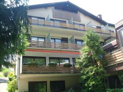 Hotel Salinenblick, Leopold-Koch-Str. 21, 63619, Bad Orb