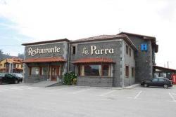 Hotel Restaurante La Parra, Carretera General KM 285, 33590, La Franca