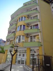 Hotel Sun, 113G, Complex Lazur, 8000, Μπουργκάς
