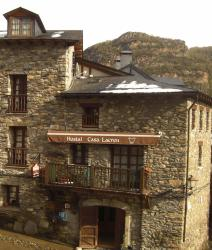 Hostal Casa Lacreu, Plaza Mayor, 4, 22468, Sahun