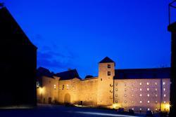Hôtel Le Château Fort de Sedan, Porte des Princes, 08200, Sedan