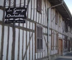 La Grange aux Orchidées, 26 rue Royale, 51330, Bussy-le-Repos