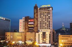 The Center Hotel Weihai, No. 58, Xinwei Street, 264200, Weihai