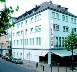 Rosenhotel, Von Rosenstr.2, 66482, Zweibrücken