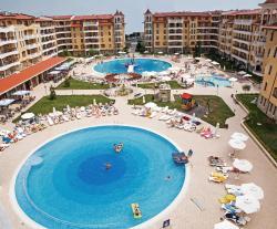 PMG Royal Sun Apartments, Main Road, 8240, Sunny Beach