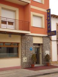 Hotel Europa, Av de la Mancha 44, 45860, Villacañas