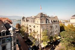Romantik Hotel Europe, Dufourstrasse 4, 8008, Zürich