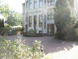 Flair Hotel Weiss, Puschkinallee 11, 16278, Angermünde