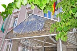 Hotel Alexandra, Bahnhofstr. 17, 08523, Plauen
