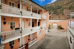 Hotel Europa, Avenida 5 de Junio 175 y Esteban Orozco, 060250, Alausí