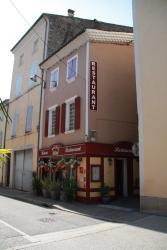 Restaurant Nouvel Hôtel-Les Jeunes chefs, 21 Grande Rue, 26340, Saillans