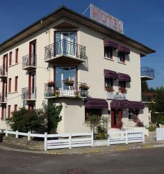 Hôtel Le Saint Rémy, 89 Rue Auguste Martin, 71100, Saint-Rémy