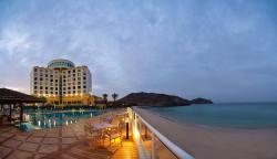 Oceanic Khorfakkan Resort & Spa, Al Mudifi Street, Opposite Al Matlaa Park-P.O Box 10444,, 豪尔费坎
