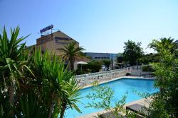 Eurotel, Le Fenouillet - Avenue du Languedoc (Rue Jaune), 34470, Pérols