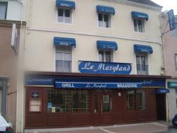 Le Maryland, 9 Rue Jean Monnet, 71450, Blanzy