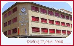 Hotel Villa de Zaragoza, Carretera de Logroño, 40, 50620, Casetas