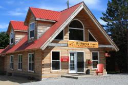 Haliburton Forest & Wild Life Reserve Ltd., 1095 Redkenn Road, K0M 1S0, Haliburton