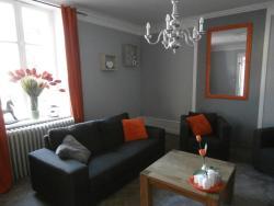 Chambres d'Hôtes La Tulipe Orange, 13 Quai De Vologne, 88640, Granges-sur-Vologne