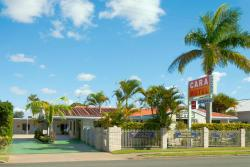 Cara Motel, 196 Walker Street, 4650, Maryborough