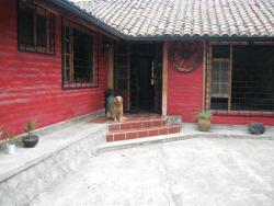 Arie's Cabin, Via Interoceanica Km 22 1/2 Pifo Barrio la Libertad, EC170104, Puembo