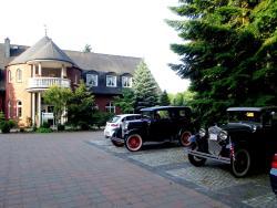 Hotel und Restaurant Waldschlösschen, Schweriner Chaussee 8, 19089, Crivitz