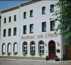 "Hotel ""Gasthaus zum Löwen"", Ägypten 2-3, 06780 Zörbig, 06780, Zörbig"