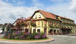 Hôtel-Restaurant La Crémaillère, 32 Rue Principale, 67240, Kaltenhouse