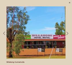 Billabong Hotel, 5 Murray Street, 4490, Cunnamulla