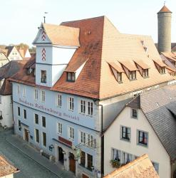 Hotel Altes Brauhaus, Wenggasse 24, 91541, Rothenburg ob der Tauber