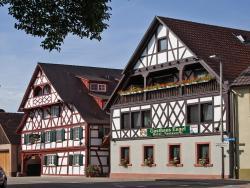 Hotel Engel, Hurststrasse 3, 77836, Rheinmunster