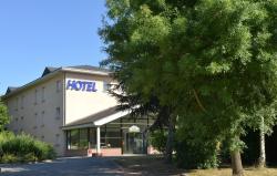 Inter-Hotel Clos De L'orgerie, 3, Rue De L'orgerie, 53200, Château-Gontier