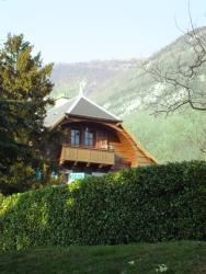 Maison aux Iris, avenue des Thermes, 73190, Challes-les-Eaux