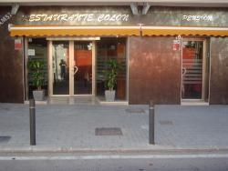 Hostal Colón, Colón, 10, 03550, San Juan de Alicante