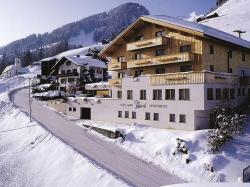 Edelweiss Appartements, Kirchberg 31, 6733, Fontanella