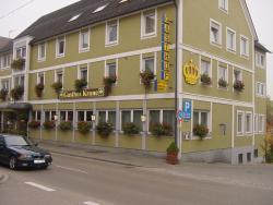 Hotel Krone, Hauptstraße 13, 73450, Neresheim