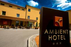 Ambient Hotel, Aškerčeva 6A, 1230 Domžale