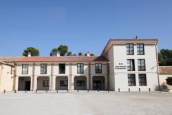 Hotel Santuario de Sancho Abarca, Plaza Santuario, s/n, 50660, Tauste