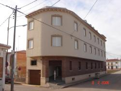 Hostal La Paz, La Paz, 96, 02611, Ossa de Montiel