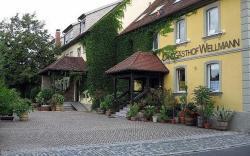Landgasthof Wellmann, Hauptstraße 2, 91480, Markt Taschendorf