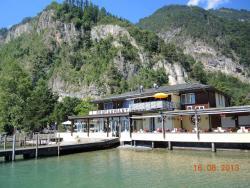 Restaurant Hotel Seegarten, Isleten, 6466, Bauen