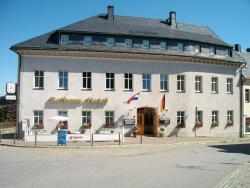 Rathaus Hotel Jöhstadt, Markt 177, 09477, Jöhstadt
