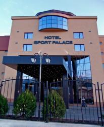 Hotel Sport Palace, 2 Georgi Danchev Blvd., 8800, Sliven