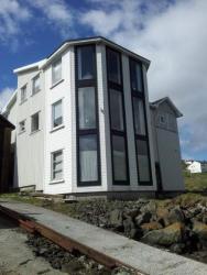 Pakkhúsid Apartments, Ùti á stød 1, 370, Miðvágur