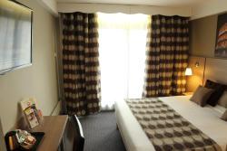 Inter-Hotel Villancourt, 98, cours Saint André, 38800, Le Pont-de-Claix