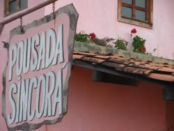 Pousada Sincorá, Av. Paraguaçu, 120, 46830-000, Andaraí