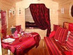 Maison d'hôtes La Roulotte des 4 Saisons, Le Puy, 36160, Sazeray