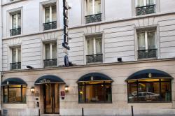 Hôtel de l'Ocean, 7, rue Mayran, 75009, Paris
