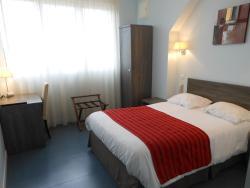 Hotel du Parc, 5 Place Aristide Briand, 45110, Châteauneuf-sur-Loire